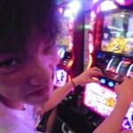 [第800回]ウルトラセブン+海物語=バジ絆!?(´◉◞౪◟◉)