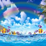 [第1043回]今日の最高気温は28度だそうで!!海をアツく語る日です。