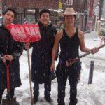 [第1277回]大雪予報が出ています。